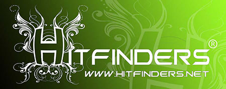 hitfinders music on socials networks
