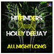 All night long Hitfinders ft. Holly Deejay