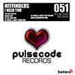 hitfinders - I need You - dj frisk & 5k0tt main mix